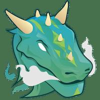 Laserforce Dragon Avatar