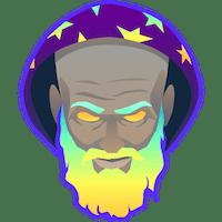 Laserforce Wizard Avatar